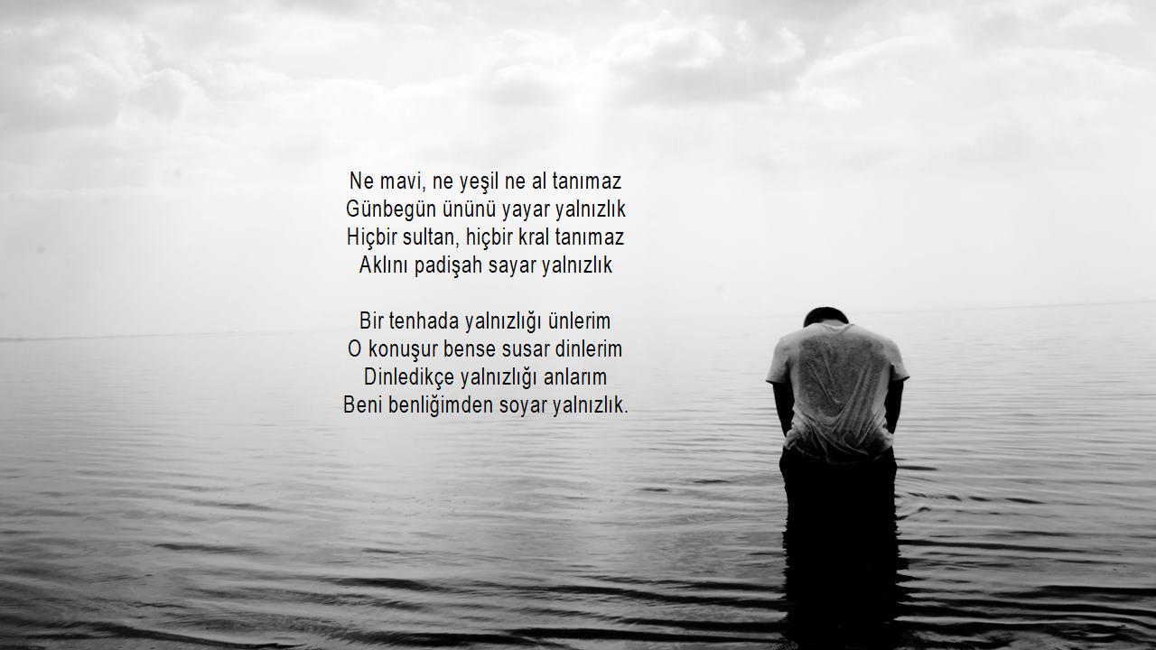 Yalnızlık Şiirleri