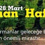 Orman Haftası İle İlgili Sloganlar