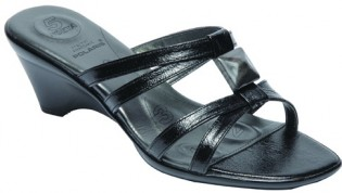 polaris topuklu bayan terlik ayakkabi modeli
