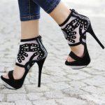 2015 Topuklu Ayakkabı Modelleri