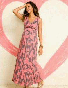 uzun-hamile-elbise-modelleri-2014