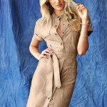 2015 Keten Elbise Modelleri