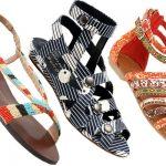 2014 Sandalet Ayakkabı Modelleri