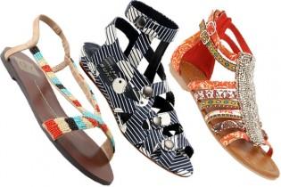 2014-Rengarenk-düz-sandaletler