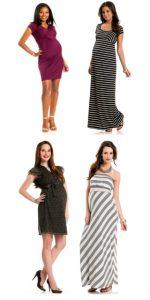 2014 Yazlık Hamile Kıyafet Modelleri