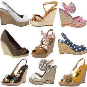 Sandalet Ayakkabı Modelleri 2014