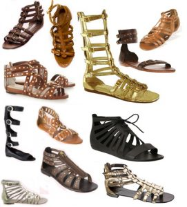 Sandalet Ayakkabı Modelleri