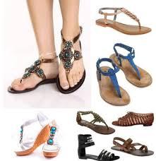 Sandalet Ayakkabılar 2014