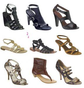 Sandalet Ayakkabılar
