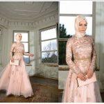 Setrms-2014-pembe-tesettür-abiye-elbise