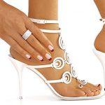 Yazlık Topuklu Ayakkabı Modelleri 2015