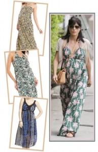 Yazlık Hamile Kıyafetleri