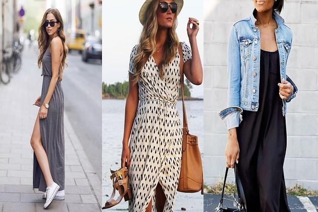 Yazlık Elbise Modelleri