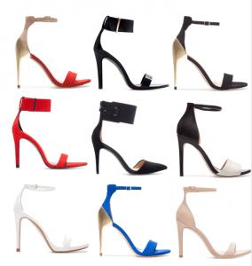 Zara Bayan Topuklu Ayakkabı Modelleri