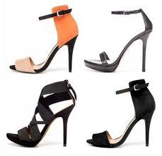 Zara Topuklu Ayakkabı 2014