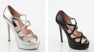 abiye yuksek topuk ayakkabilar