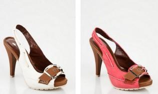 beyaz pembe abiye ayakkabi