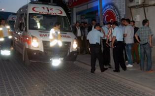 Kütahya'da kavga: 2 kişi yaralandı