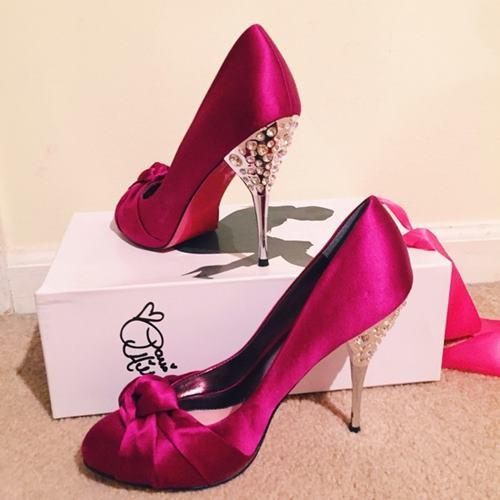 Paris Hilton Ayakkabı Modelleri