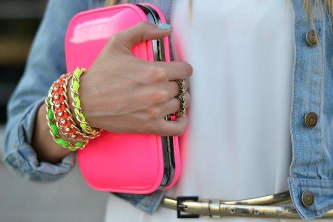 pembe-neon-çanta-modelleri