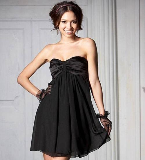 Siyah Abiye Elbiseler