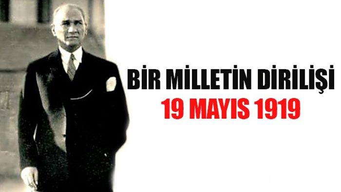 19 Mayıs Atatürk ile ilgili şiirler