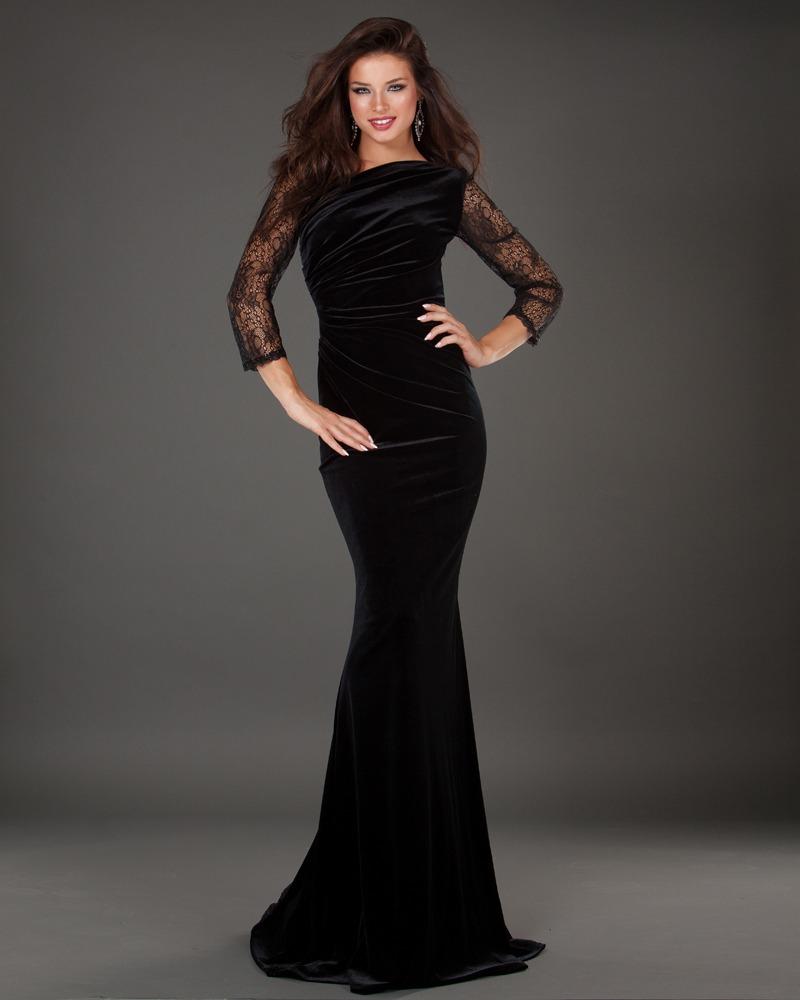 Uzun kollu abiye elbise modelleri 11 pictures - 2015 Uzun Kollu Abiye En