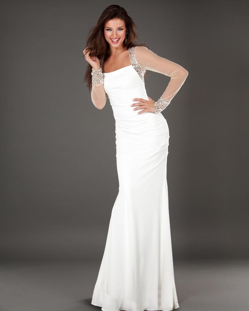 Uzun kollu abiye elbise modelleri 11 pictures - Uzun Kollu Abiye Elbise M