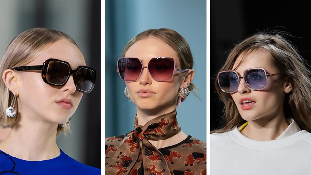 Renkli Güneş Gözlükleri 2021