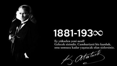 10 Kasım Atatürk Haftası