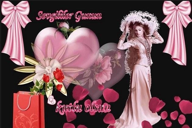 14 Şubat sevgililer günü resmi