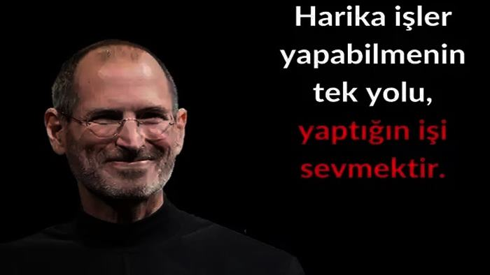 Photo of Steve Jobs Sözleri