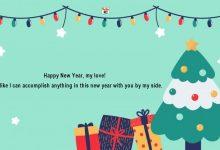 İngilizce Yeni Yıl Mesajları