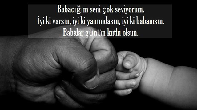 Babalar Günü Sözleri