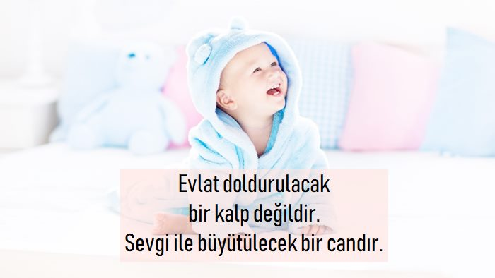 Photo of Evlatla İlgili Sözler