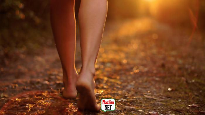 Rüyada yalın ayak yürümek