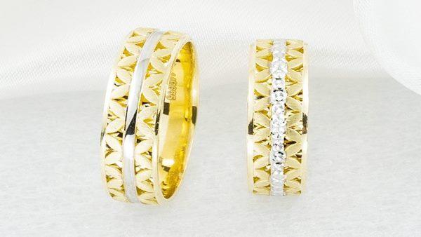 Evlilik Yüzüğü Modelleri 2020