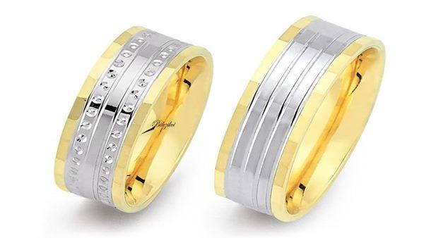 Evlilik Yüzüğü Modelleri