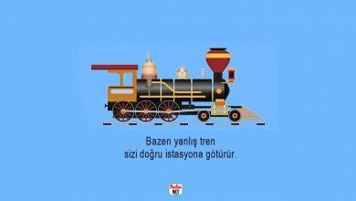 Tren İle İlgili Sözler