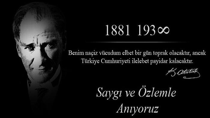10 Kasım Atatürk Şarkıları