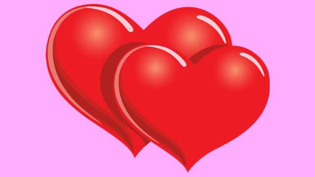 İkili Kalp Resmi