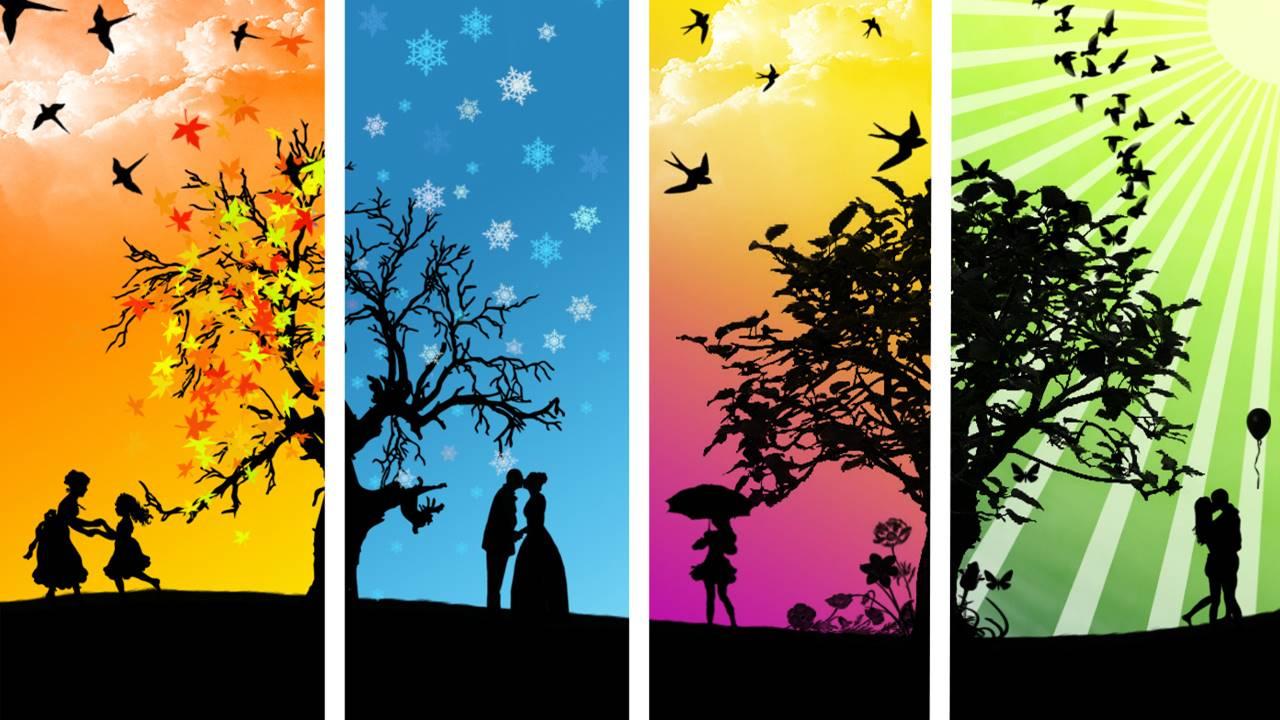 Mevsimlere Göre Aşk