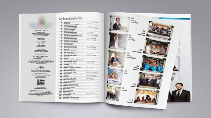 Türkiye'de Yayınlanan Dergiler