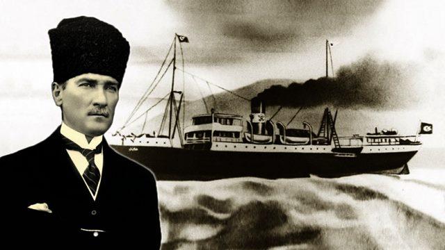 Atatürk Bandırma Vapuru Resmi Fotoğrafları