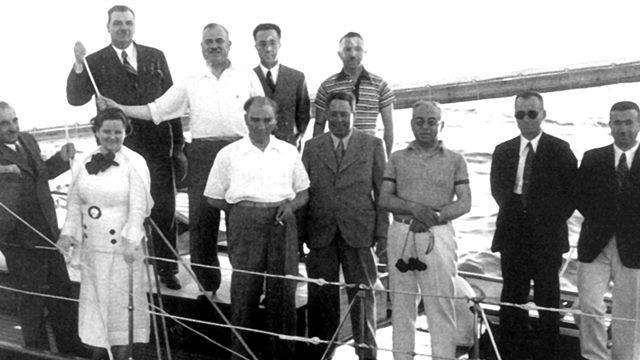Atatürk Kabotaj Bayramı Resmi