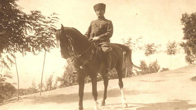 Atatürk Milli Mücadele Dönemi Resmi
