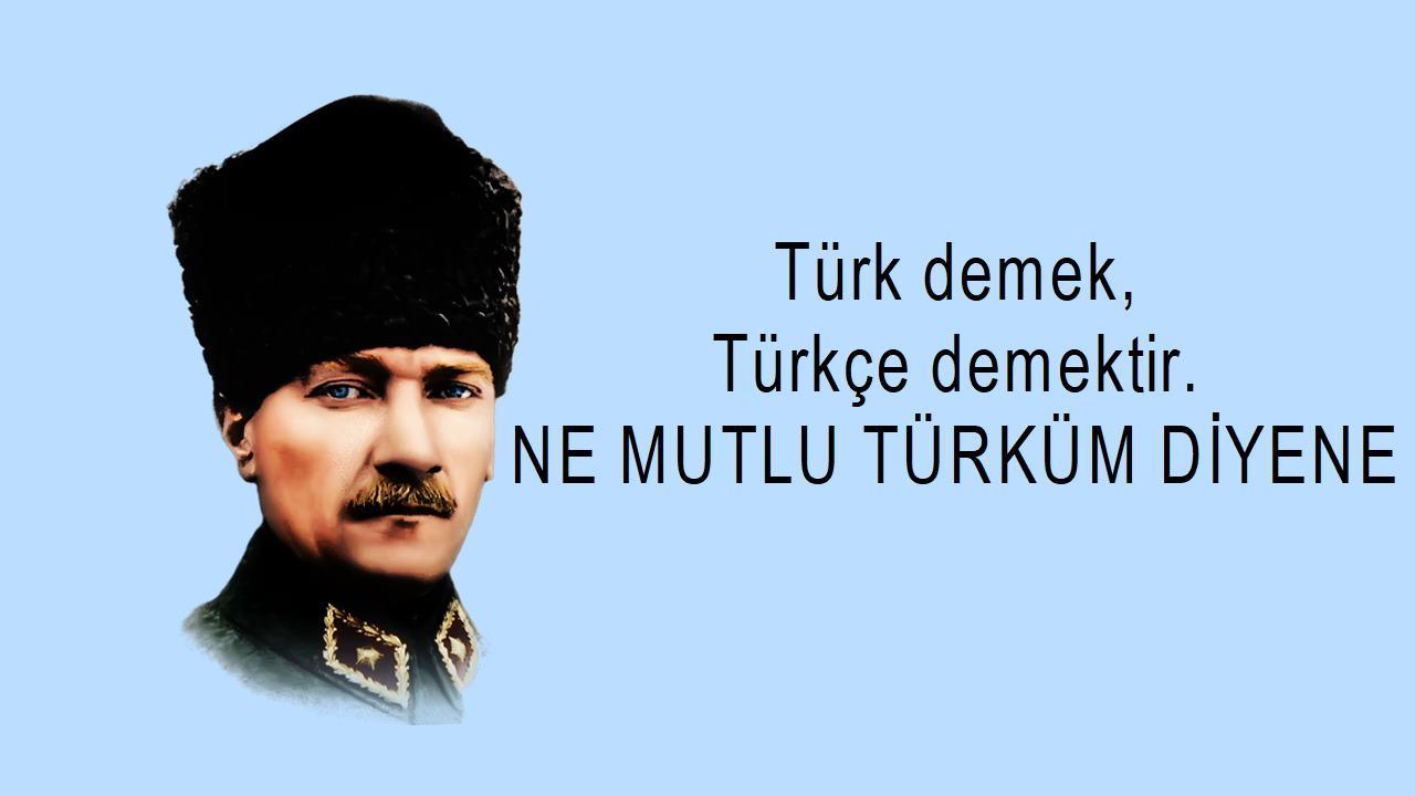 Atatürkün Edebiyatla İlgili Görüşleri
