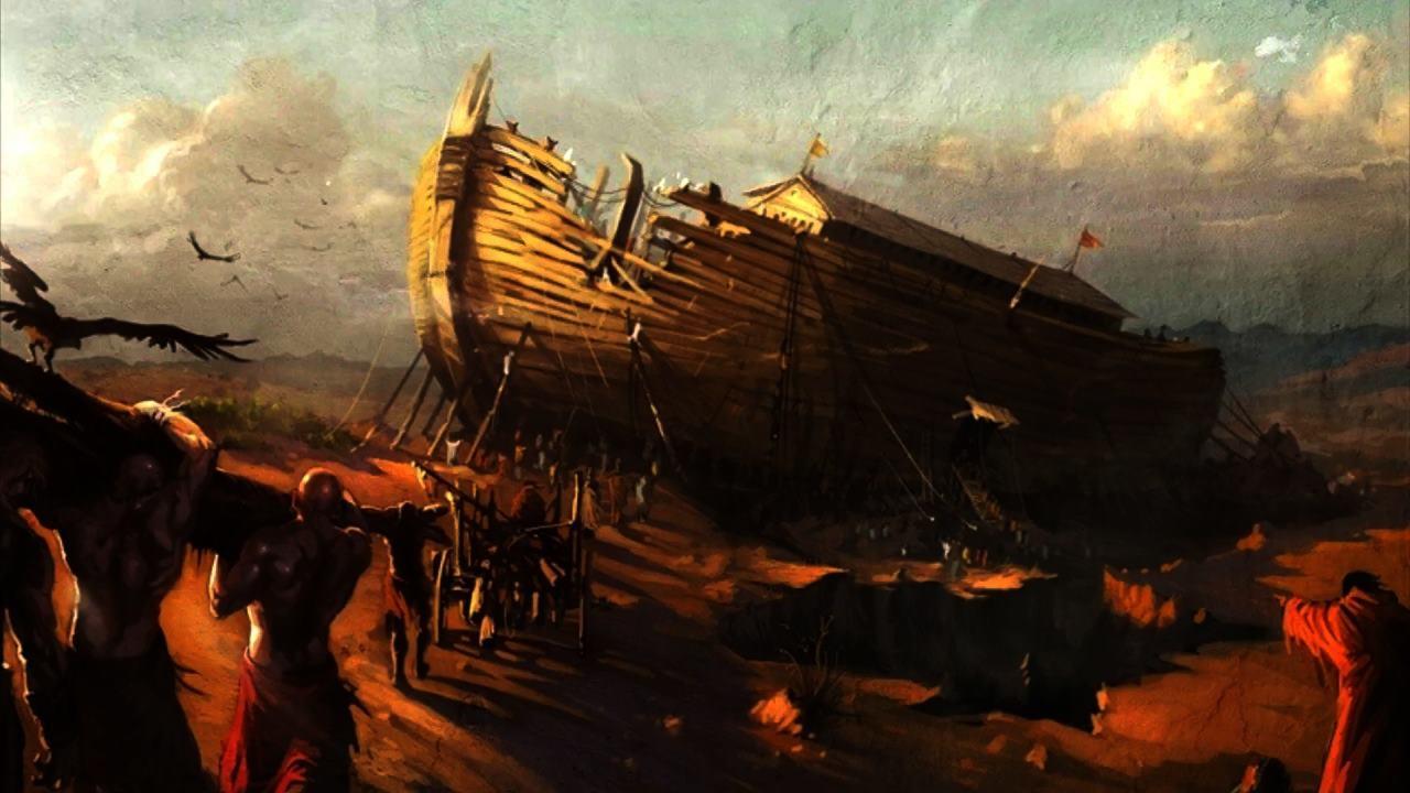 Rüyada Nuh Peygamberi Görmek