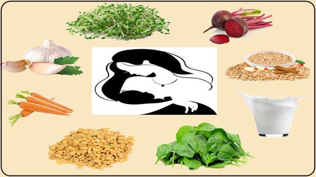 Anne Sütü Arttırıcı Besinler ve Yiyecekler