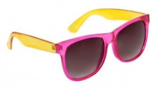 Renkli Güneş Gözlüğü Modelleri